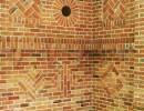 Mur sous-sol en brique
