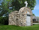 Restauration monument funèbre (charnier)